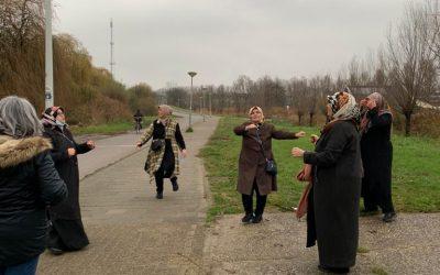 Wandeldialogen: de Creatieve kracht van Stichting Kezban